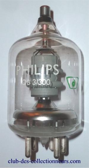 Neuve dans sa boite d/'origine. Lampe Radio 5Y3 GB de marque philips